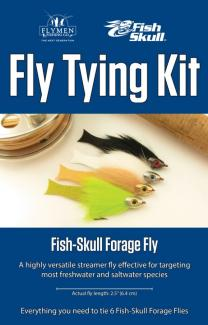 Fly Tying Kit Fish-Skull Forage Fly