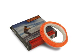 Airflo Super Dri 40+ Extreme WF Distance Floating Grey/Optic Green Fly Line