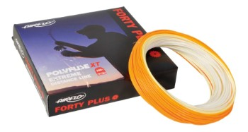 Airflo 40+ Extreme WF Mini 3ft Slow Intermediate Sink Tip Trans Olive/Sunrise Fly Line