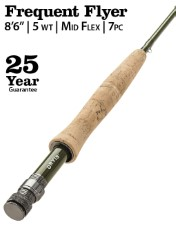Orvis Frequent Flyer 7pc Fly Rod