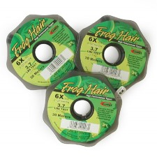 Frog Hair Co-Polymer Tippet Spool