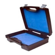 Fulling Mill Big Fly Box Double Blue