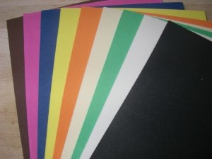 Funky Foam Large Sheets