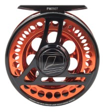 Loop Evotec G4 Featherweight Orange Reel