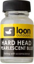 Loon Hard Head Blue Pearlescent