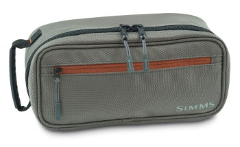 Simms Headwaters Four Reel Case Dk. Elkhorn