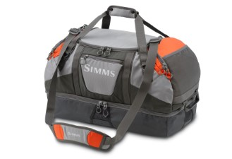Simms Headwaters Gear Bag Charcoal