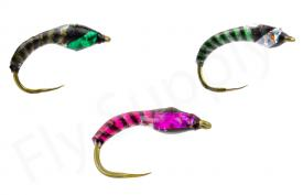 Holographic Buzzer - Complete Tying Kit - Fly Supply TV