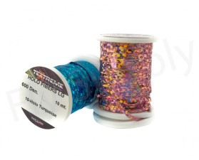 Holographic Tinsel Large On Spool