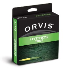 Orvis Hydros DT Trout Yellow / Olive Fly Line