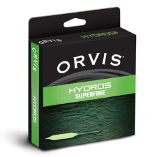 Orvis Hydros Superfine Willow / Dark Willow Fly Line