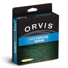 Orvis Hydros Tarpon Sand / Olive Fly Line