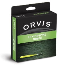 Orvis Hydros Nymph Chartreuse / Ivory Fly Line