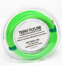 Jim Teeny Clear Intermediate Invisi Tip WF Fly Line