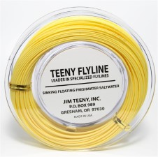 Jim Teeny WF Long Shot Fly Line