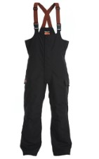 Vision Keeper B&B Black Trousers