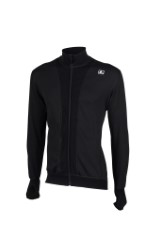 Loop Wool Jacket Jet Black
