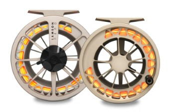 Waterworks Lamson Guru II HD Fly Reel