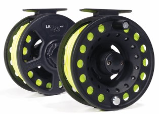 Leeda RTF Large Arbor Reel Set incl Floating WF Fly Line