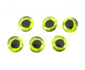 Funky Lightweight Dumbbells Rockfish Ultra Realistic Eyes