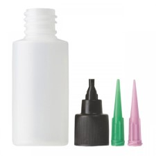 Loon Applicator Bottle, Cap & Needles