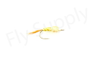 Sparkle Sulphur Emerger #16