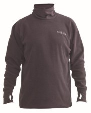 Vision Micro Polartec Top Black