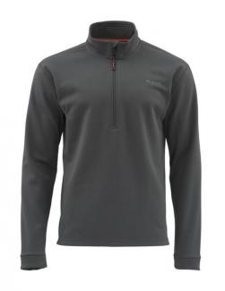 Midweight Core Quarter-Zip Carbon