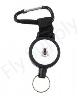 Musca Big Black Net Zinger With Metal Wire