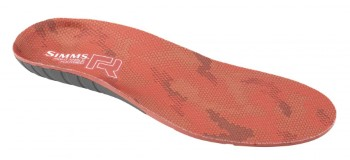 Simms Right Angle Plus Footbed Simms Orange