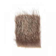 Nutria Fur Patch