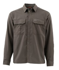 Simms Coldweather Shirt Dark Olive