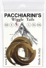 Wiggle Tails Medium 6pc Original Pacchiarini's