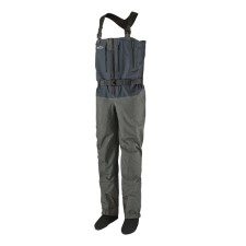 Patagonia Swiftcurrent Expedition Zip-Front Forge Grey Waders Men's