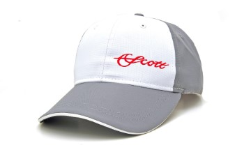 Scott Performance Cap Grey/White