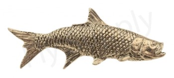 Pewter Tarpon Pin