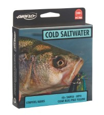 Airflo 40+ Cold Saltwater Clear Intermediate 1.5 Inch Per Sec WF Fly Line
