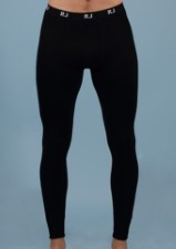 RJ Breathable Thermo Pants Black