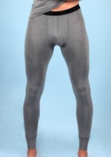 RJ Breathable Thermo Pants Grey