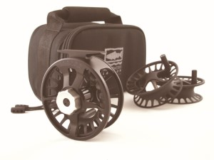 Waterworks  Lamson Remix HD Reel with 2 spare spools