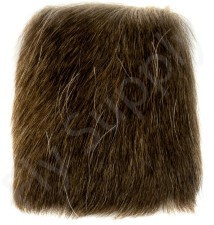 Reindeer Hair Light Natural Large Patch