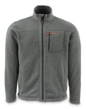 Simms Rivershed Jacket Dk Shadow
