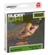 Airflo Ridge Super Dri Distance Pro WF Floating Optic Green Fly Line