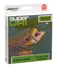 Airflo Ridge Super Dri Elite Allround WF Floating Sunrise Fly Line
