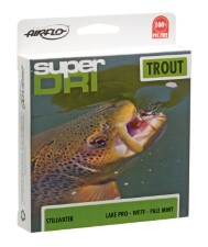 Airflo Ridge Super Dri Lake Pro WF Floating Pale Mint Fly Line