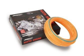 Airflo Sixth Sense Delta WF Floating Pale Peach Fly Line
