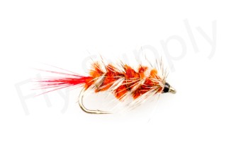 Wooly Worm Brown #12