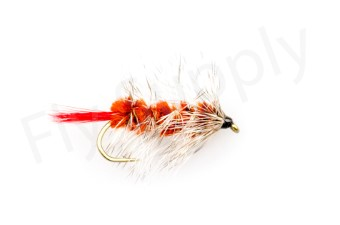 Wooly Worm Brown #8