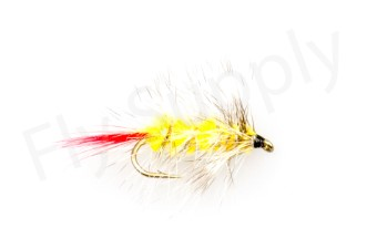 Wooly Worm Yellow #12