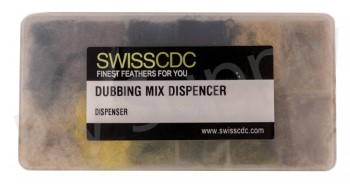 SWISS CDC Dubbing Mix Dispenser
